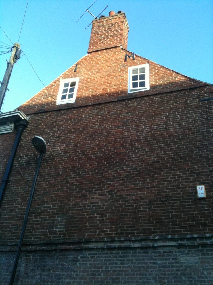 Lime Re-Pointing (AFTER)